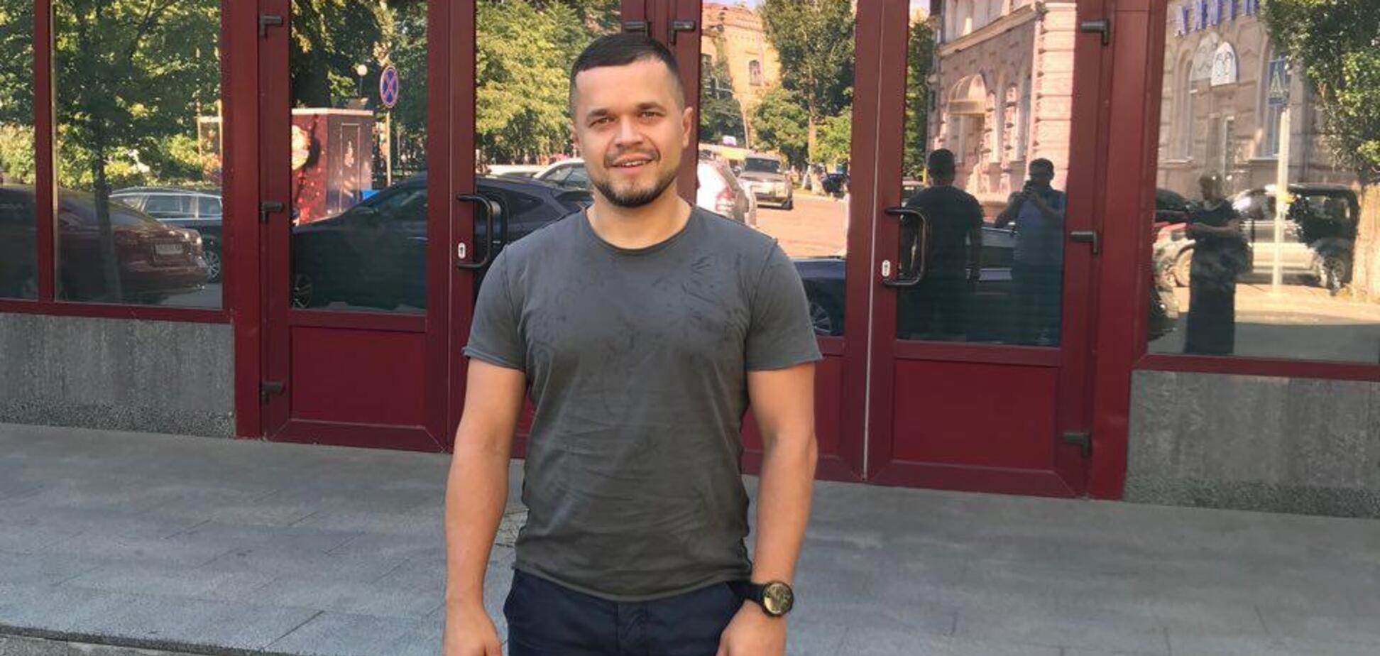 САП задержала топ-менеджера 'Трейд Коммодити', который сам пришел на допрос в НАБУ