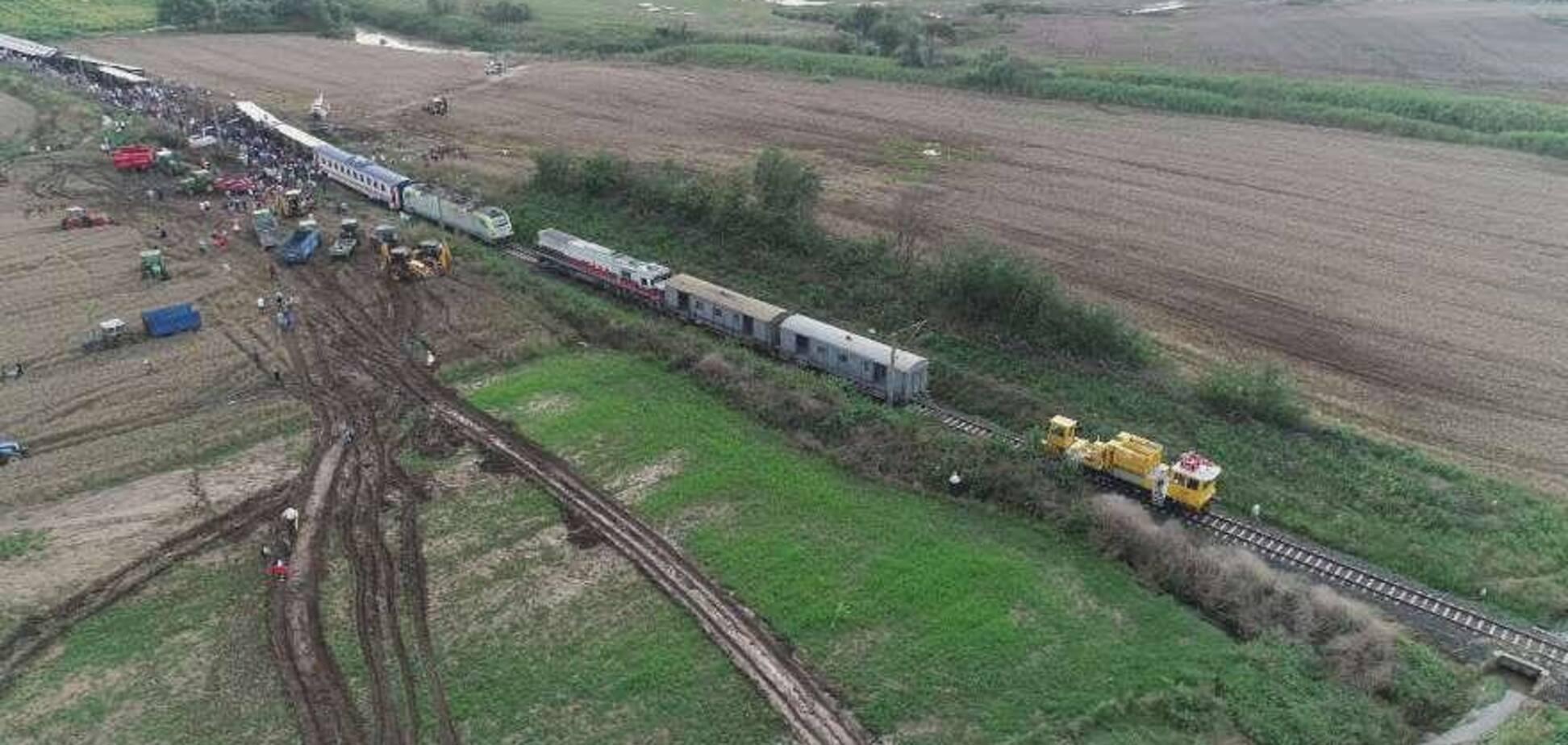 Железнодорожная катастрофа в Турции: основные причины