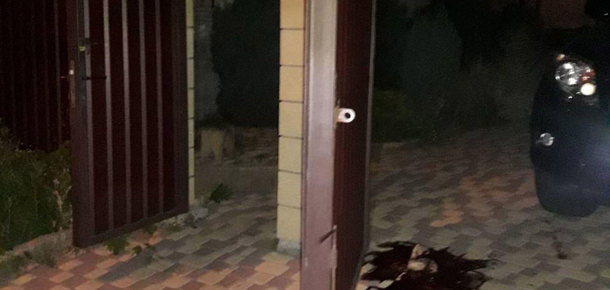 У Дніпрі застрелили чоловіка: фото з місця злочину