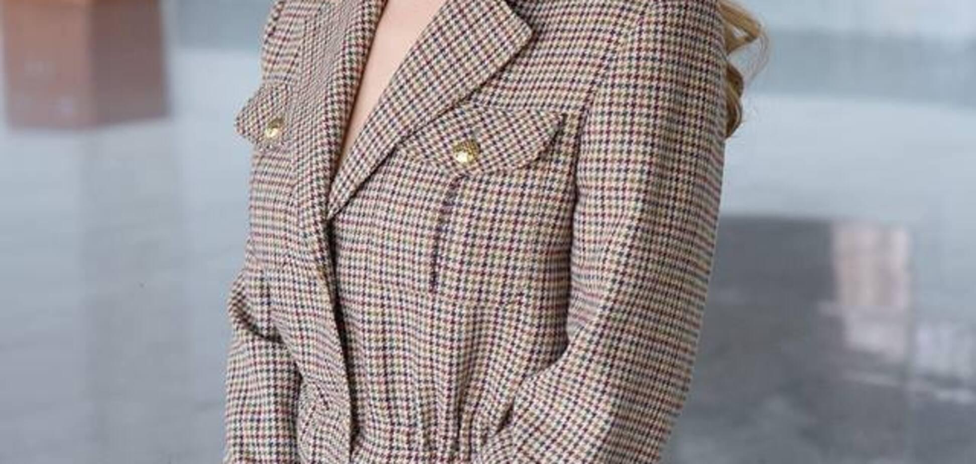 'Нічна сорочка' і жакет за 600 доларів: Тіна Кароль порадувала ефектним образом