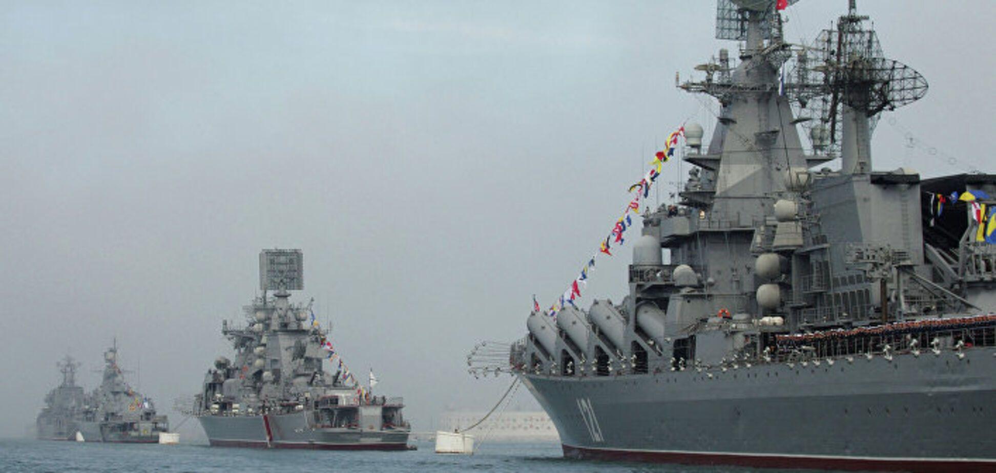 Війна із США і НАТО: РФ зібралася захопити Чорне море