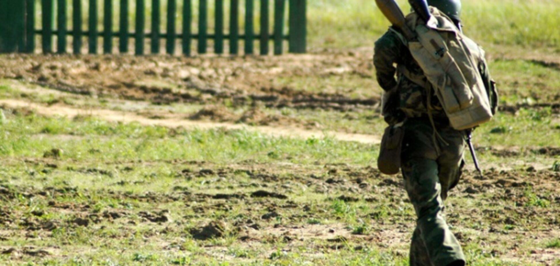 В 'ДНР' заявили о переходе на их сторону военного из ВСУ