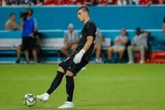 'Реал' включил вратаря сборной Украины в заявку на Суперкубок УЕФА