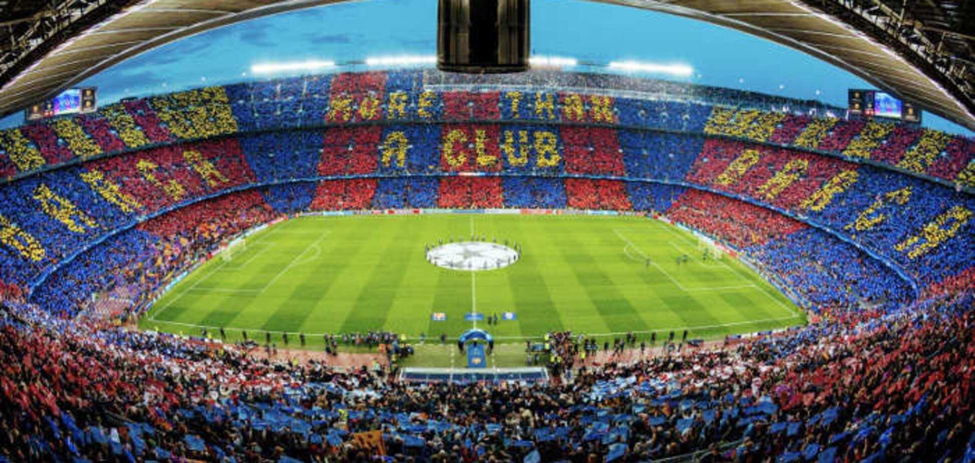На матчі 'Барселони' планували теракт