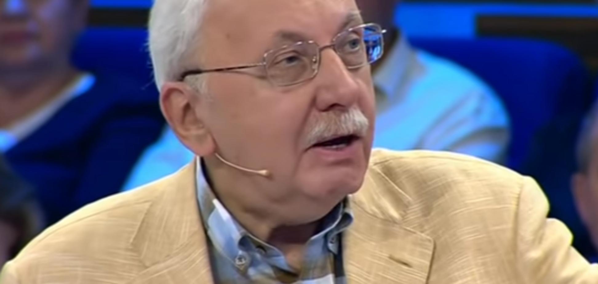 'Досталась случайно': скандальный декан МГУ посягнул на независимость Украины