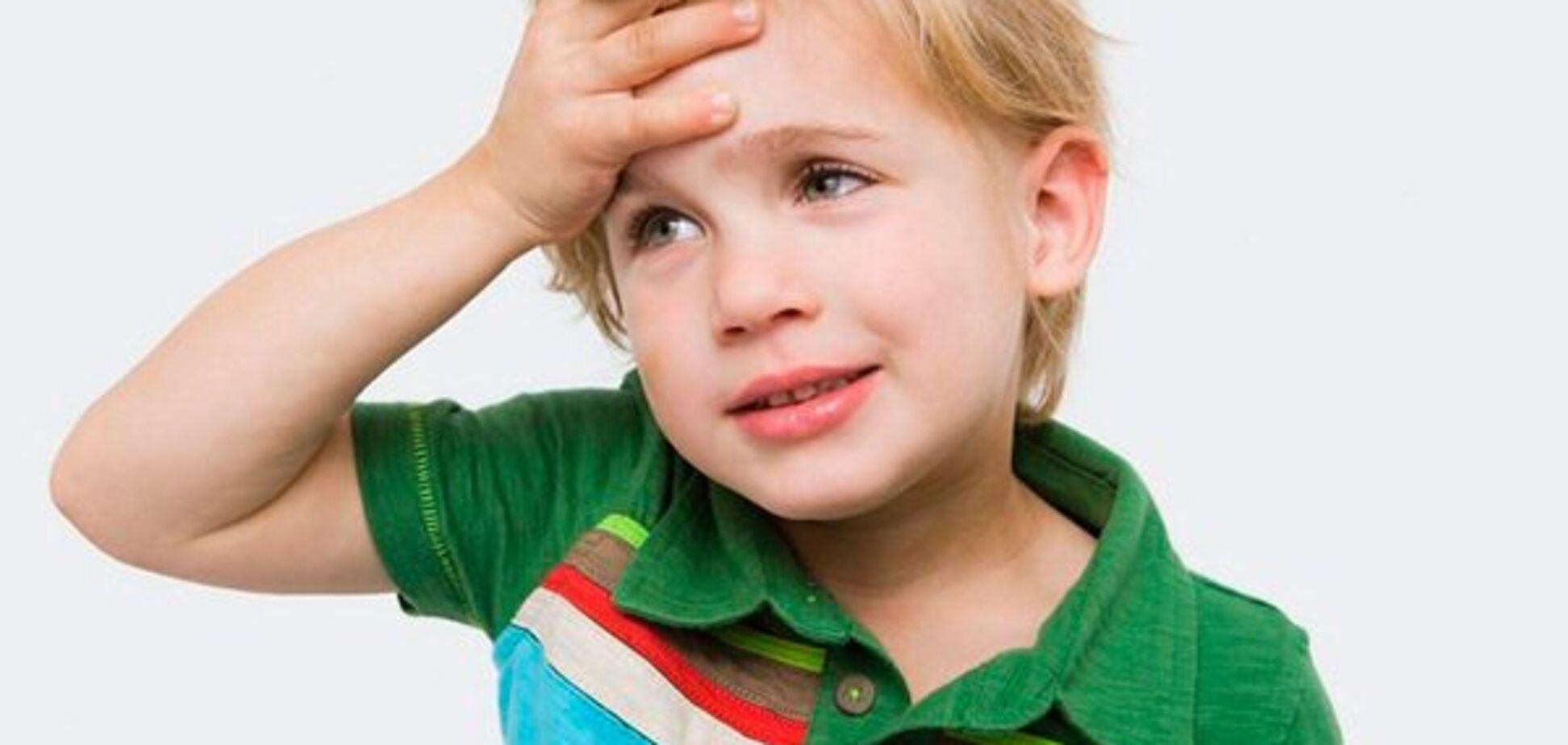 Головная боль у ребенка: что делать