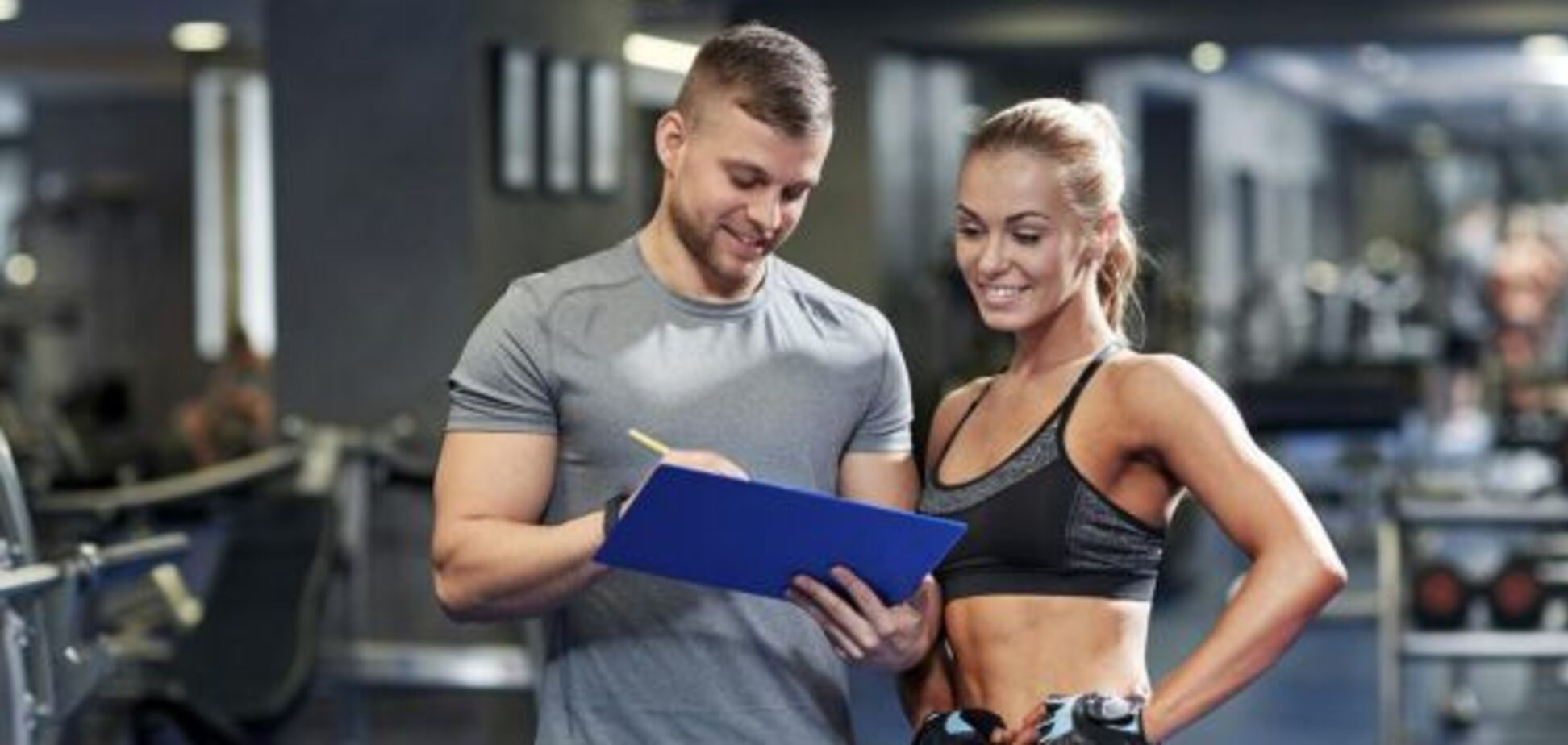 Как найти хорошего фитнес-тренера