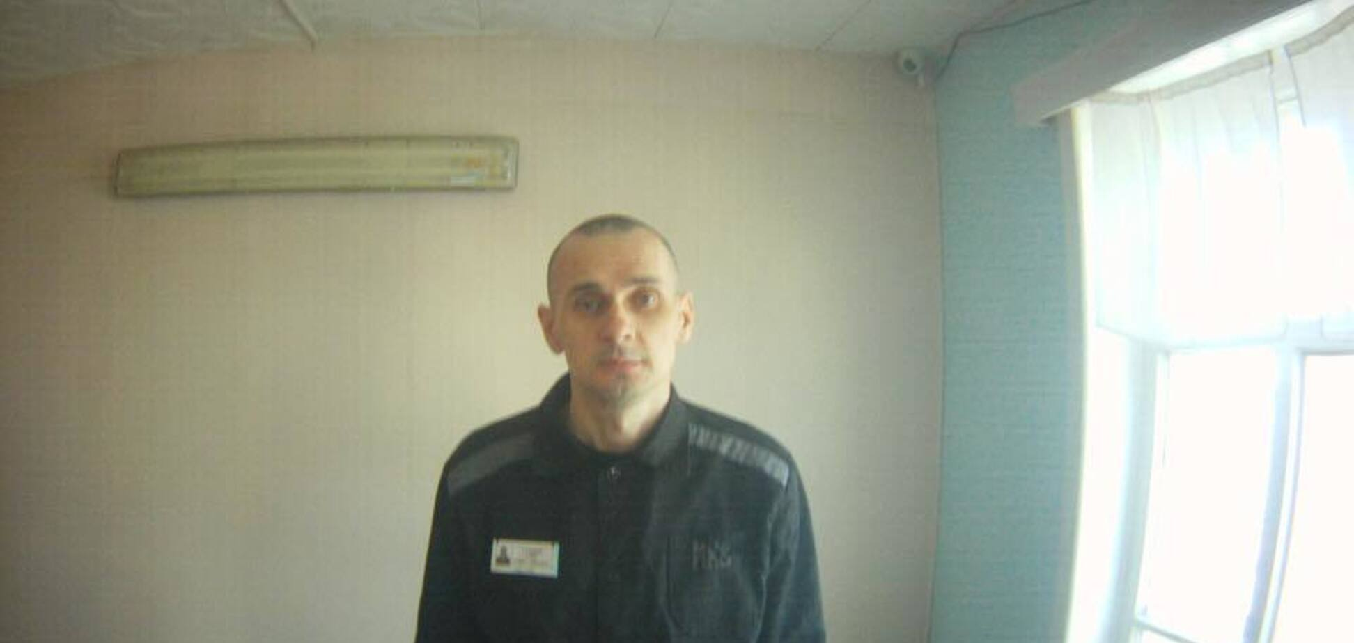 'Видно на фото': Сенцову поставили невтішний діагноз