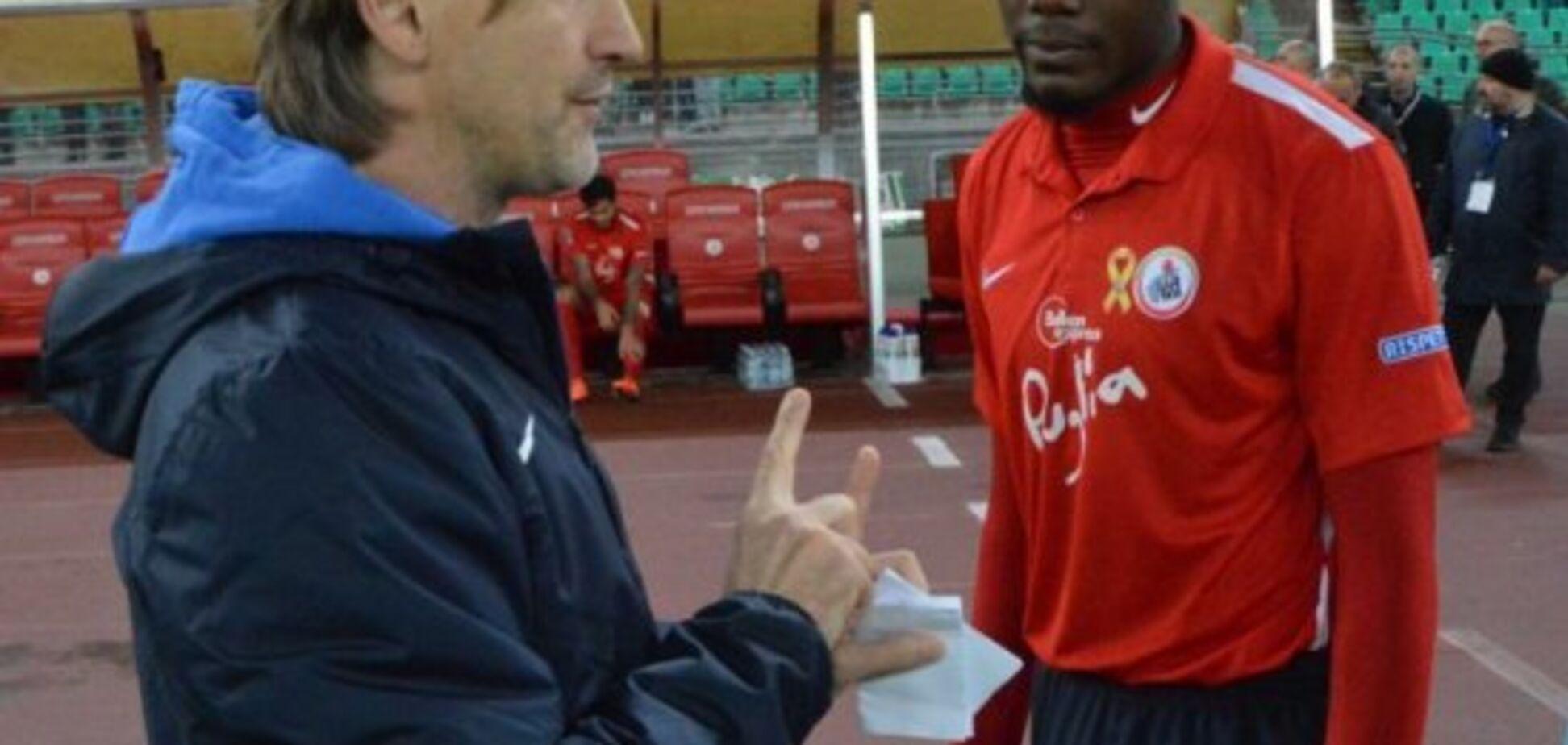 Київський 'Арсенал' почав трансферні покупки з Єблi