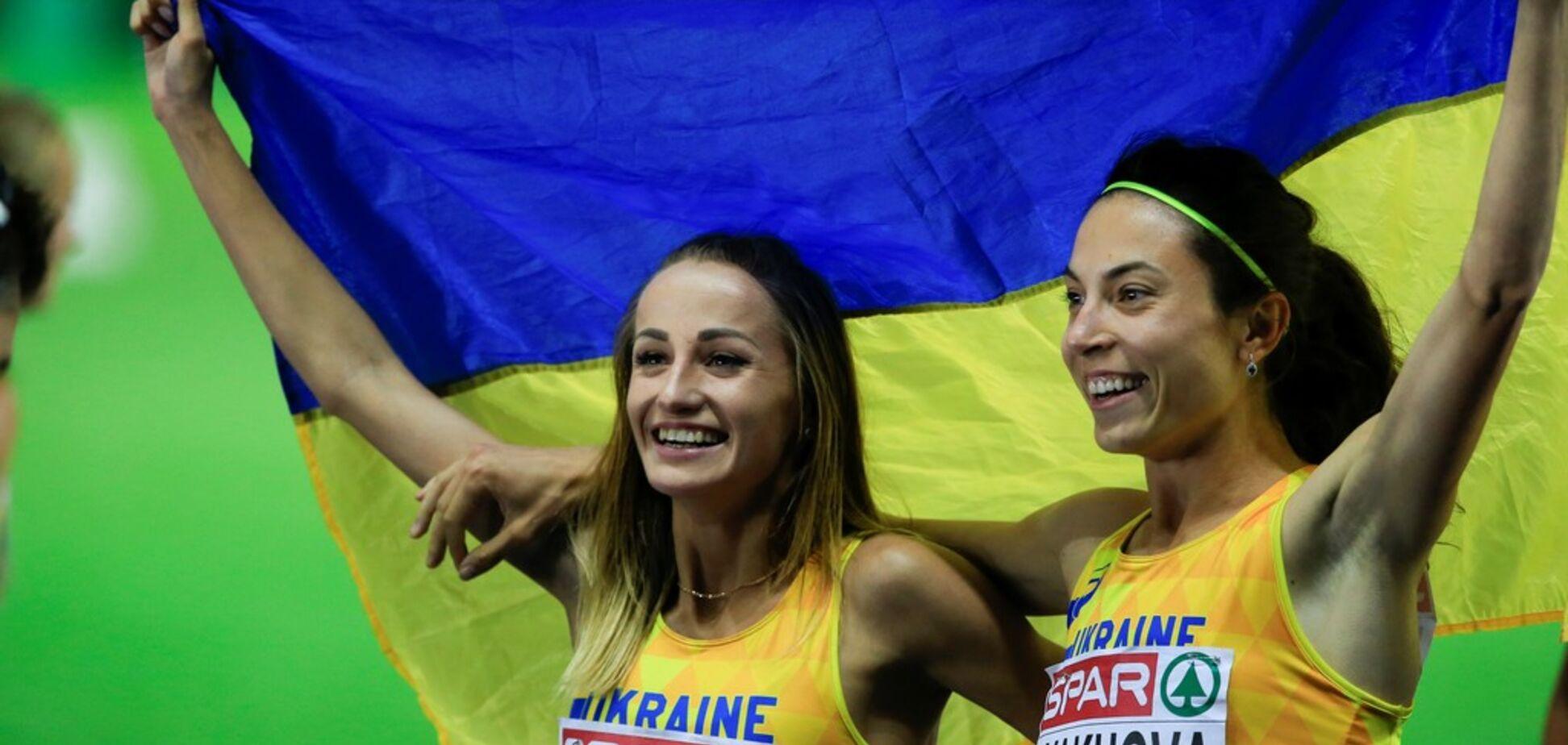 Украинки произвели фурор на ЧЕ по летним видам спорта