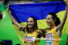 Українки викликали фурор на ЧЄ з літніх видів спорту