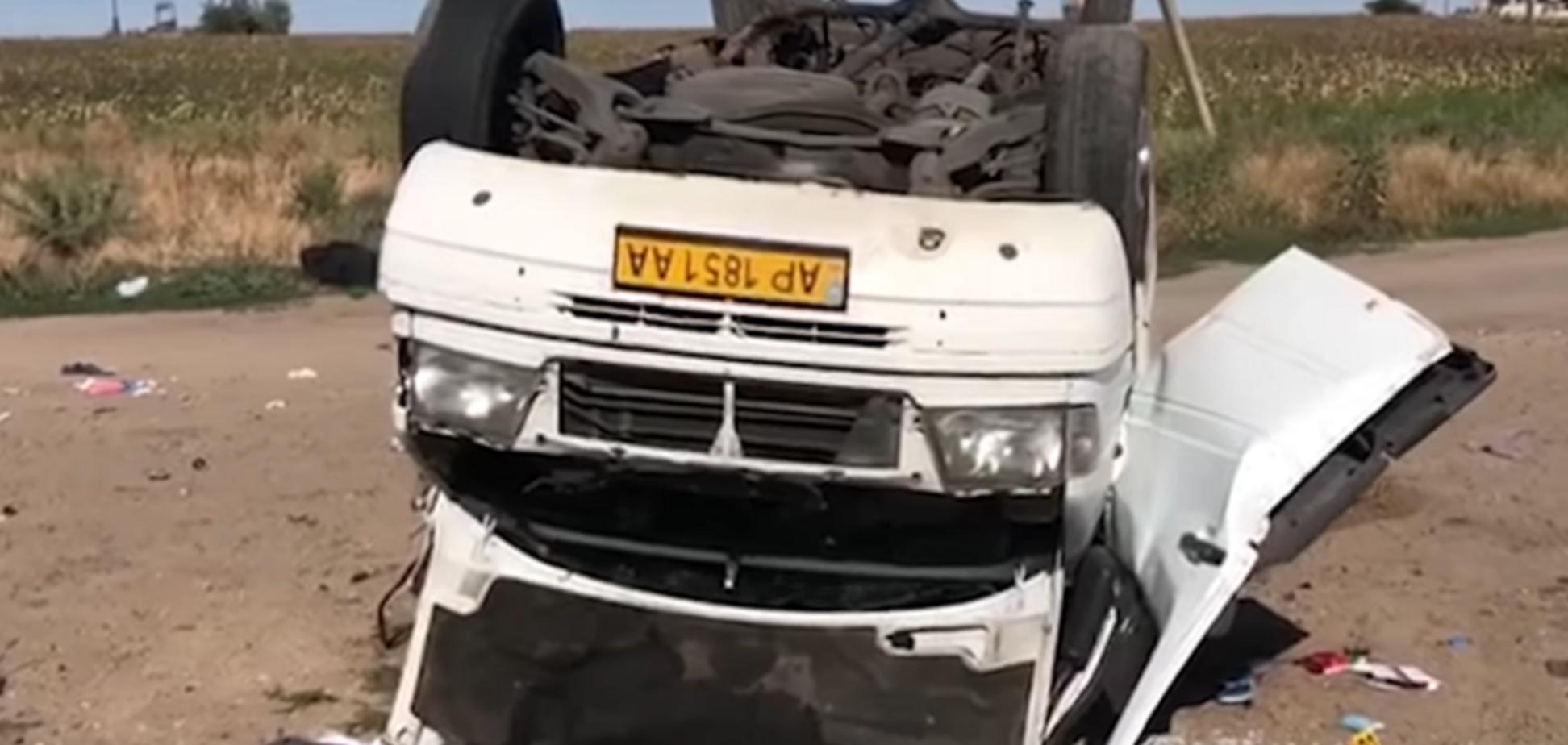 Смертельна ДТП із маршруткою під Запоріжжям: суд виніс рішення по водієві КамАЗу