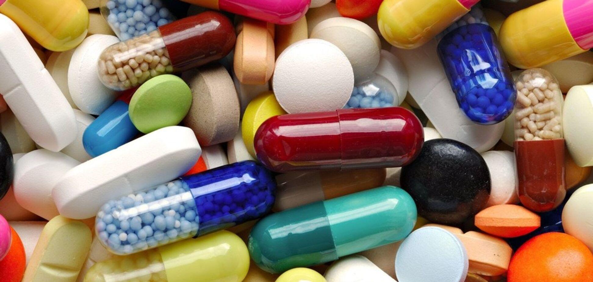 Можуть убити: з'ясувалася небезпека популярних в Україні таблеток