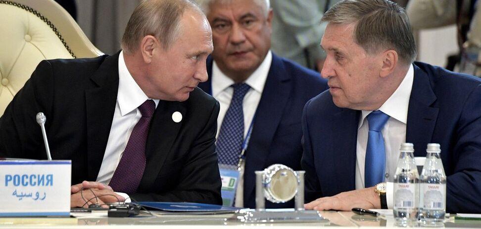 Сделка десятилетия: Путин и Ко разделили между собой море