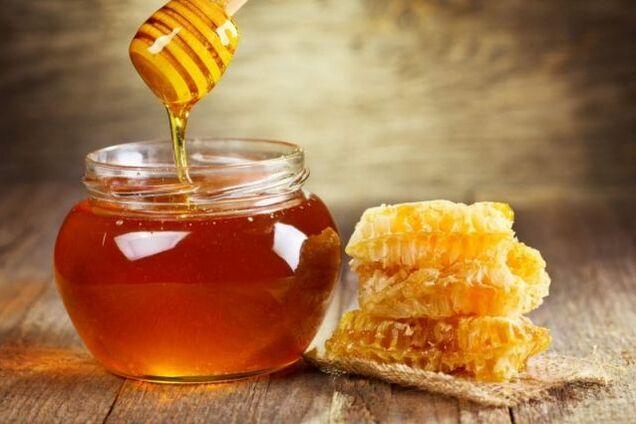 Названо целительное свойство меда