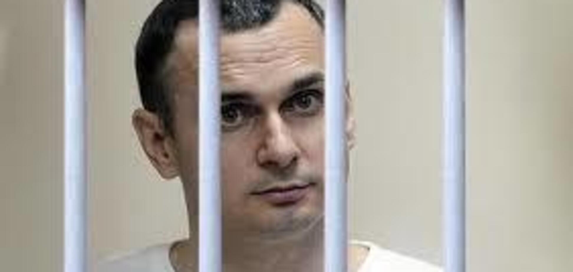 Де 'сховали' Сенцова: з'явилися свіжі дані