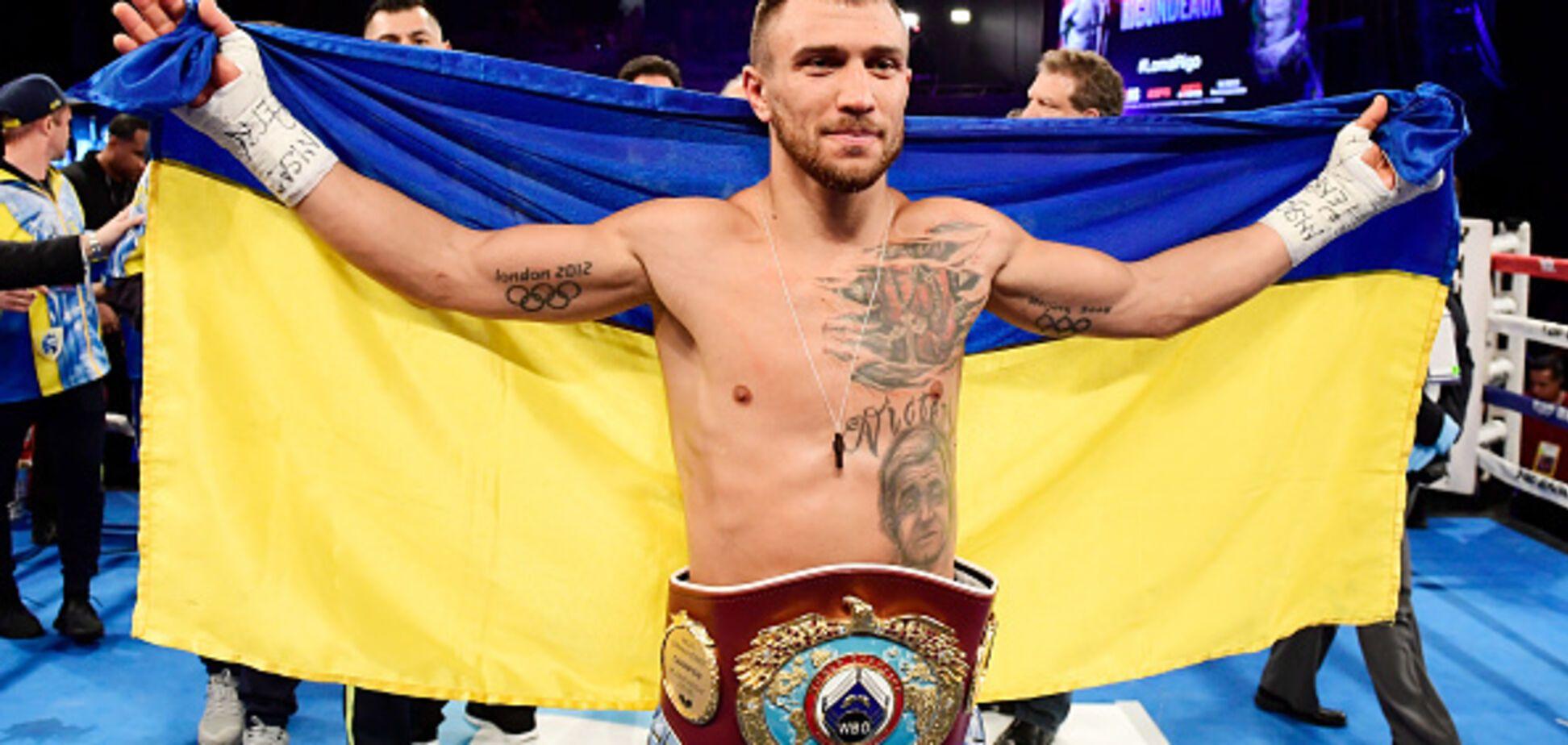 'Почти невозможно': легенда бокса восхитился Ломаченко