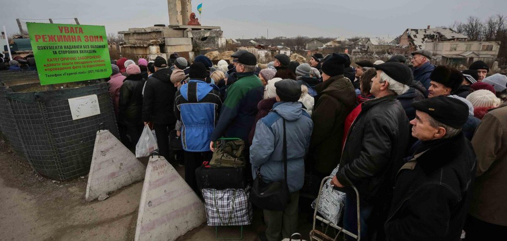 Тука заступився за 'пенсійних туристів' на Донбасі