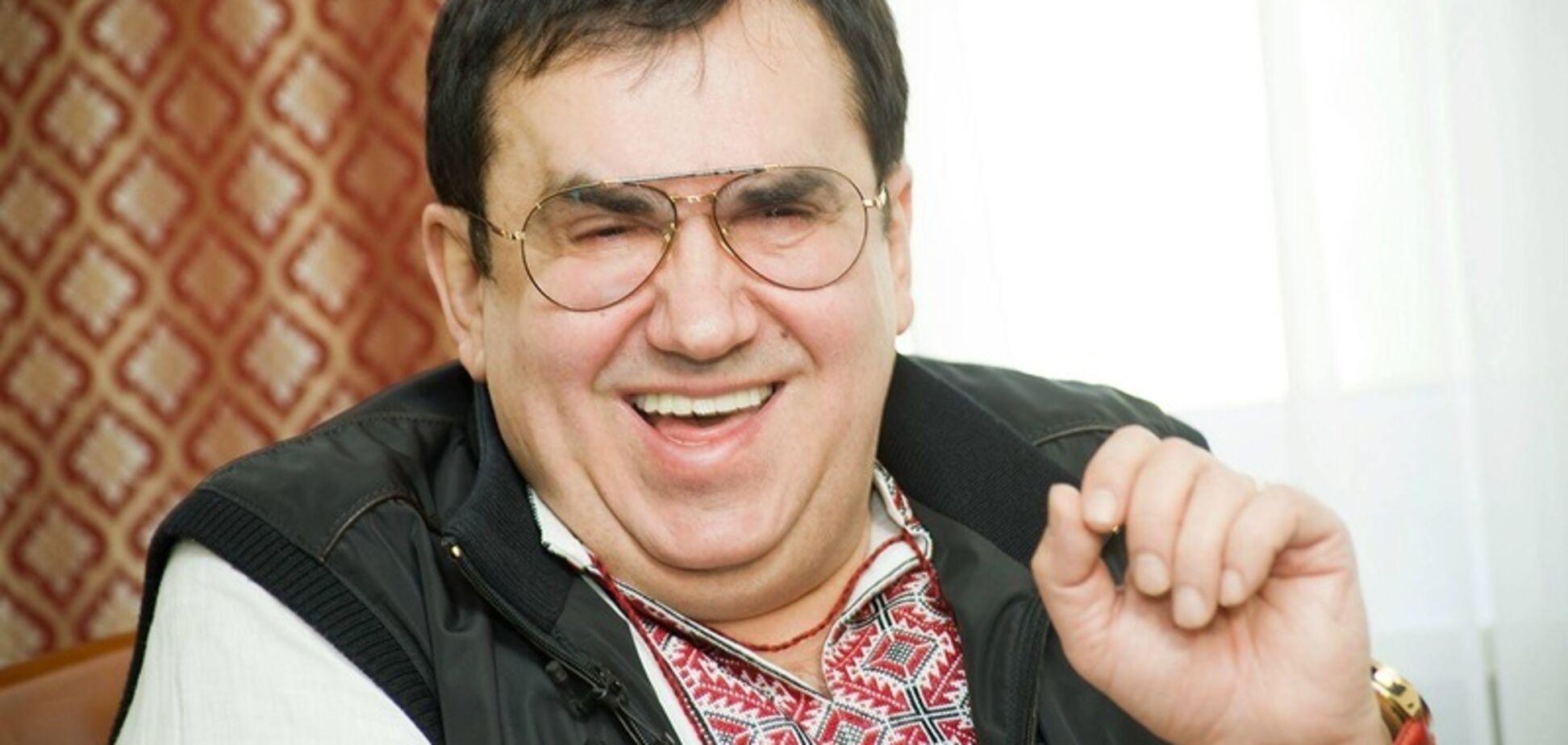 'Там російських ображають!' Одіозний актор у вишиванці образив Україну