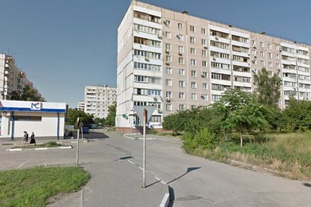 В районе одной из Запорожских школ обнаружен расчлененный труп
