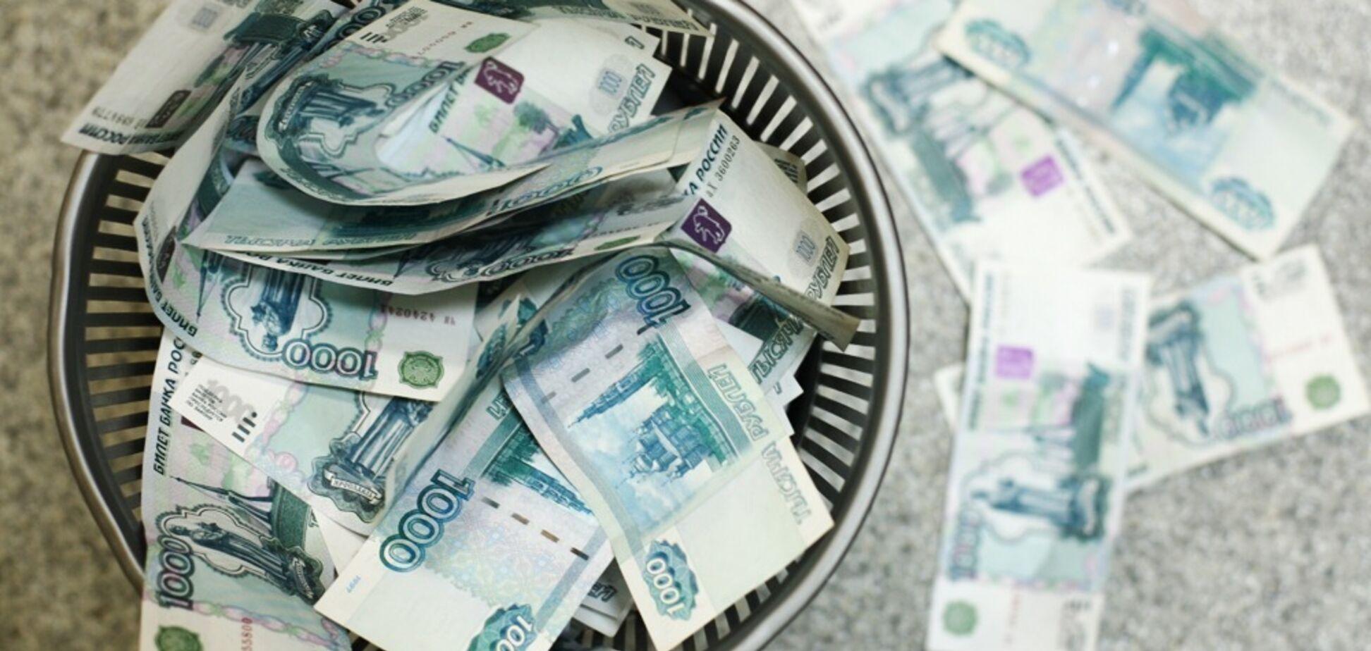 'Пекельні' санкції США знову вдарили по Росії: рубль продовжив обвал