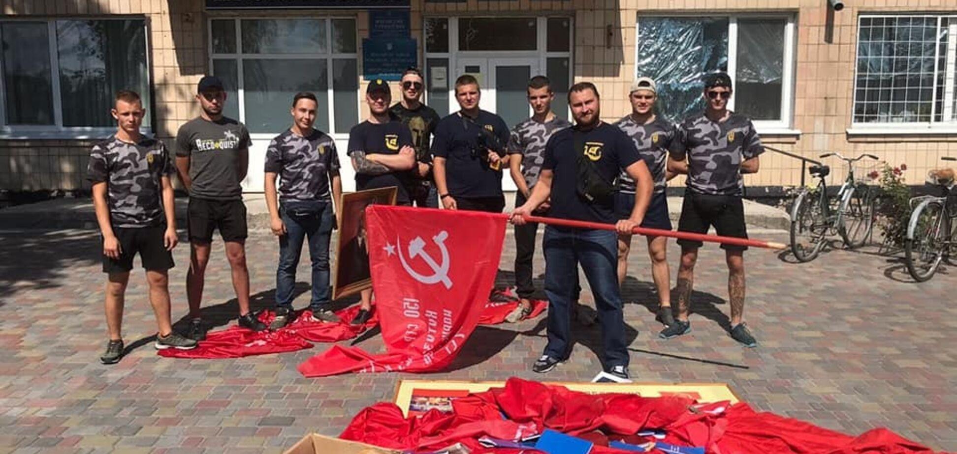 'Под крылом' прокуратуры: на Полтавщине разоблачили 'подпольный' офис КПУ
