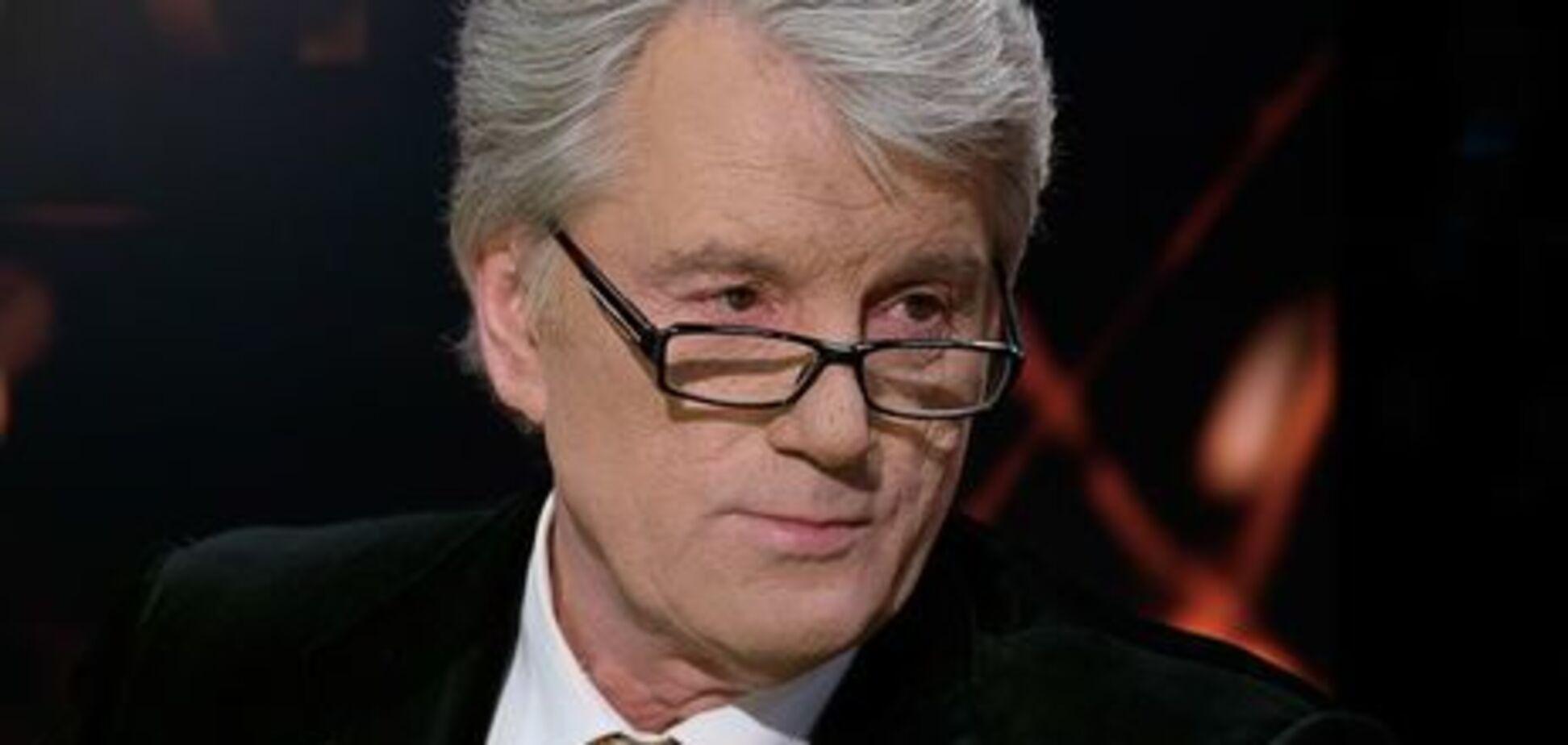 'Інші так не можуть': Ющенко дав яскраву характеристику Ляшку