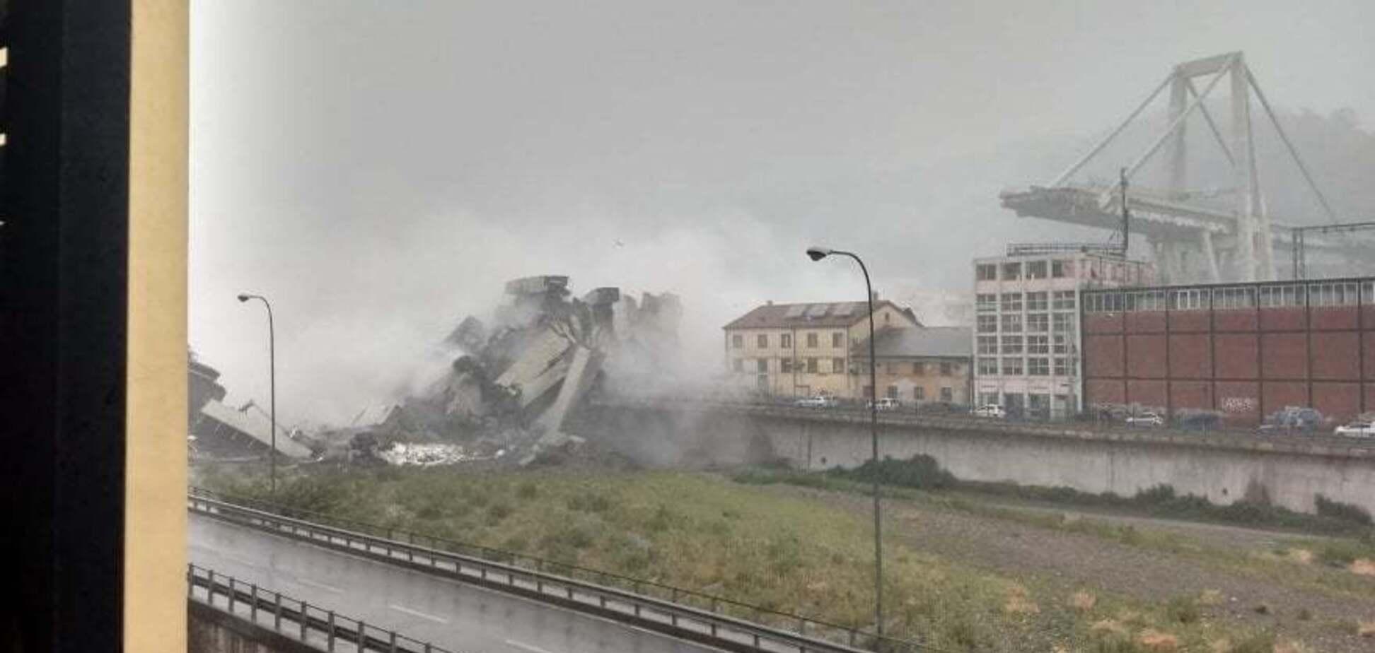 В Італії обвалився міст - десятки загиблих: всі подробиці