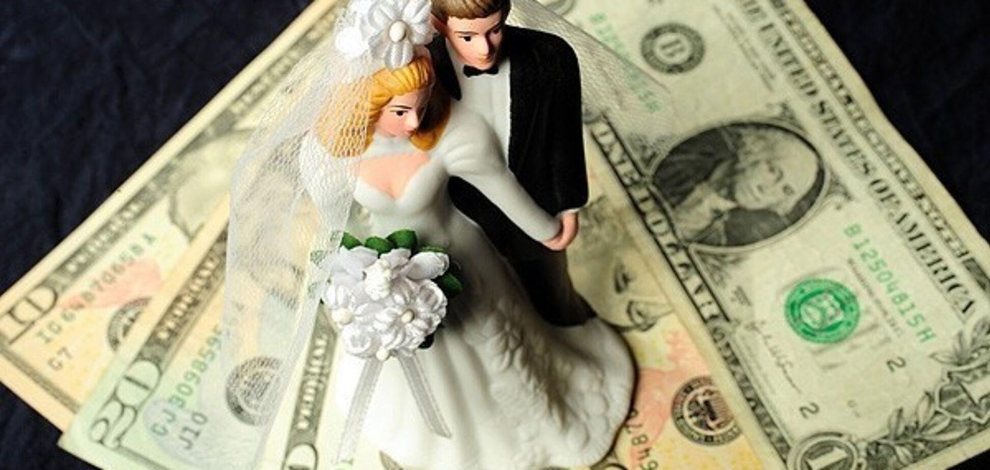 Свадьба за одну гривню: адвокат раскрыла коррупционные схемы
