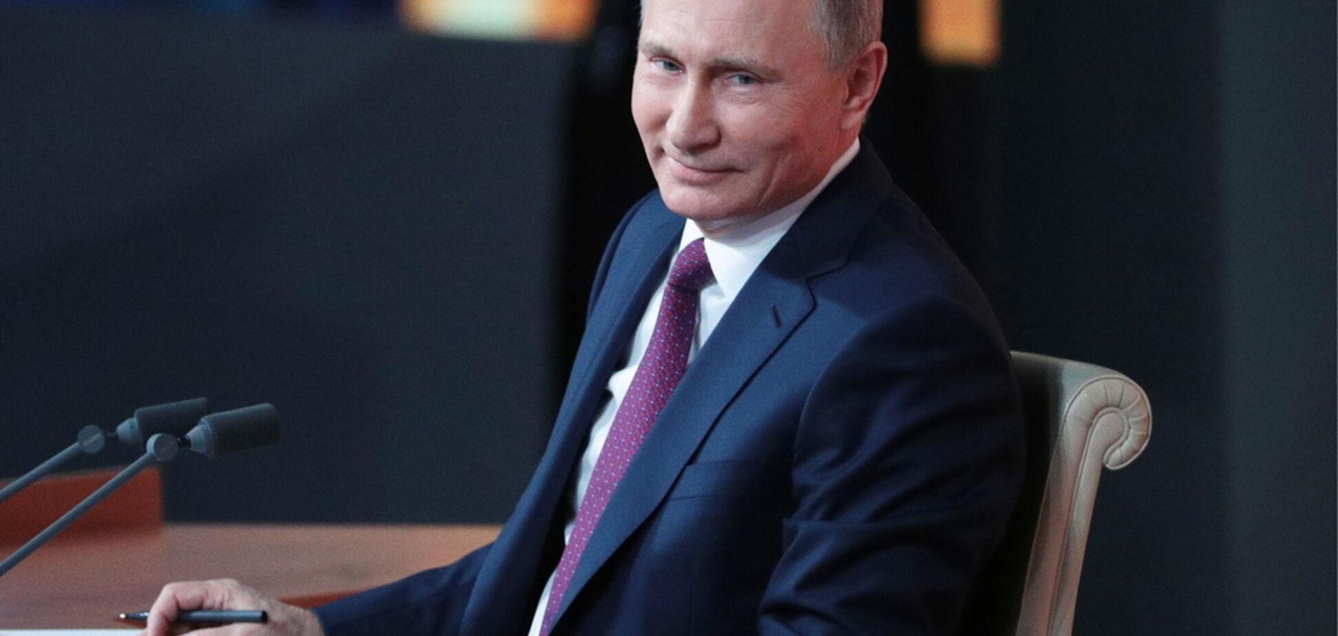 'Переобували на ходу?' Путин опять оконфузился с ростом