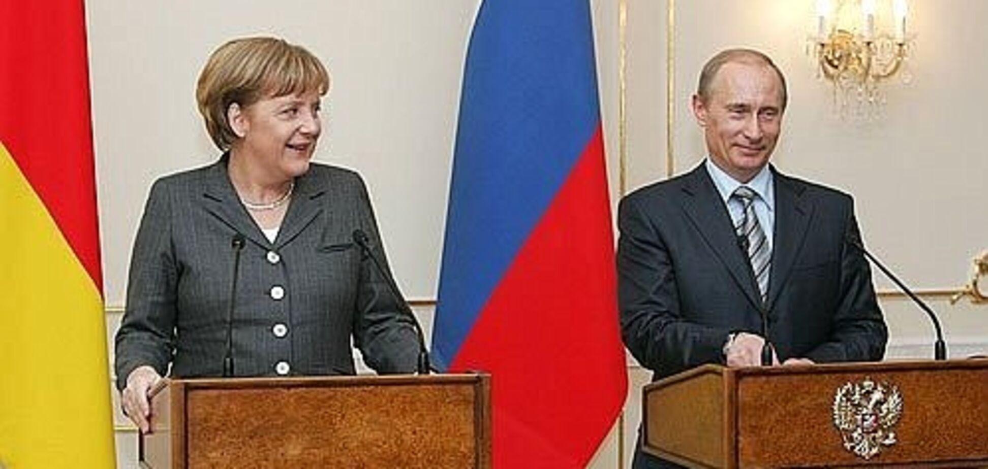 Можливий союз: з'явився прогноз щодо зустрічі Меркель і Путіна