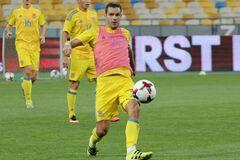 Футболістів збірної України не випустили на матч Ліги чемпіонів в Москві