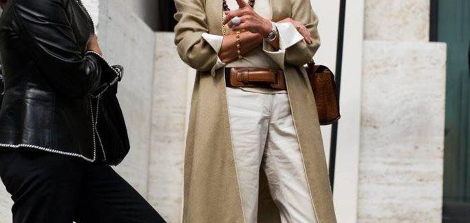 Мода в элегантном возрасте