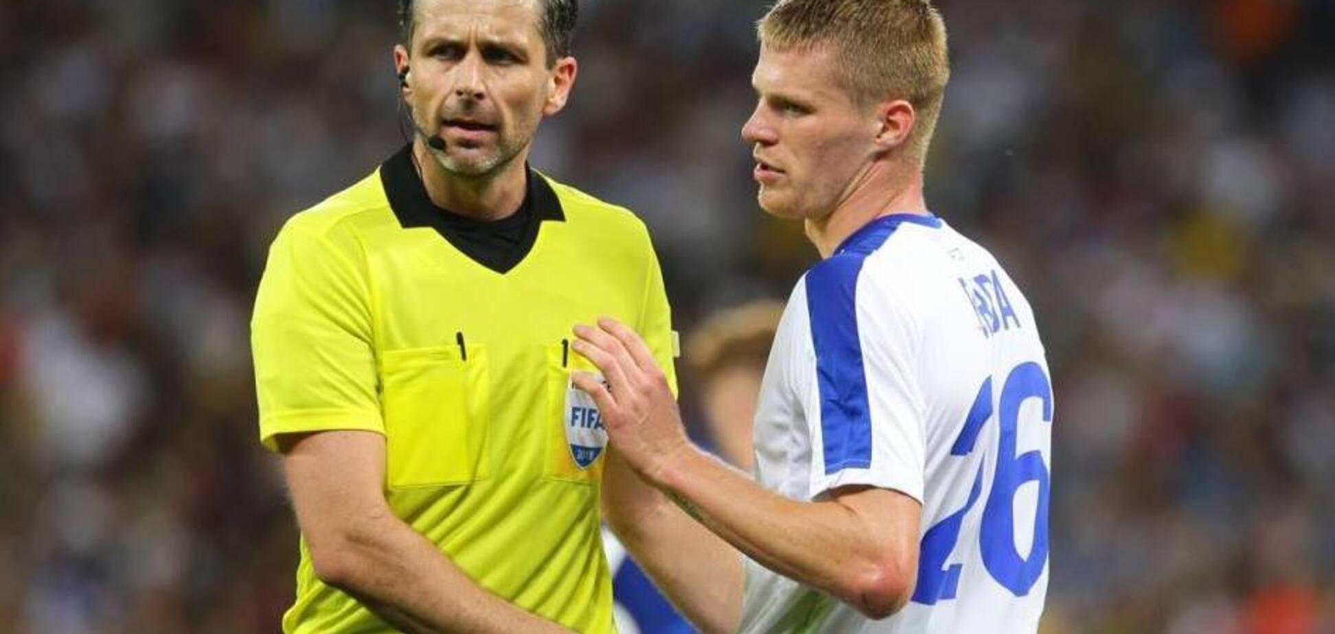Экс-арбитр ФИФА раскритиковал судейство 'Динамо'