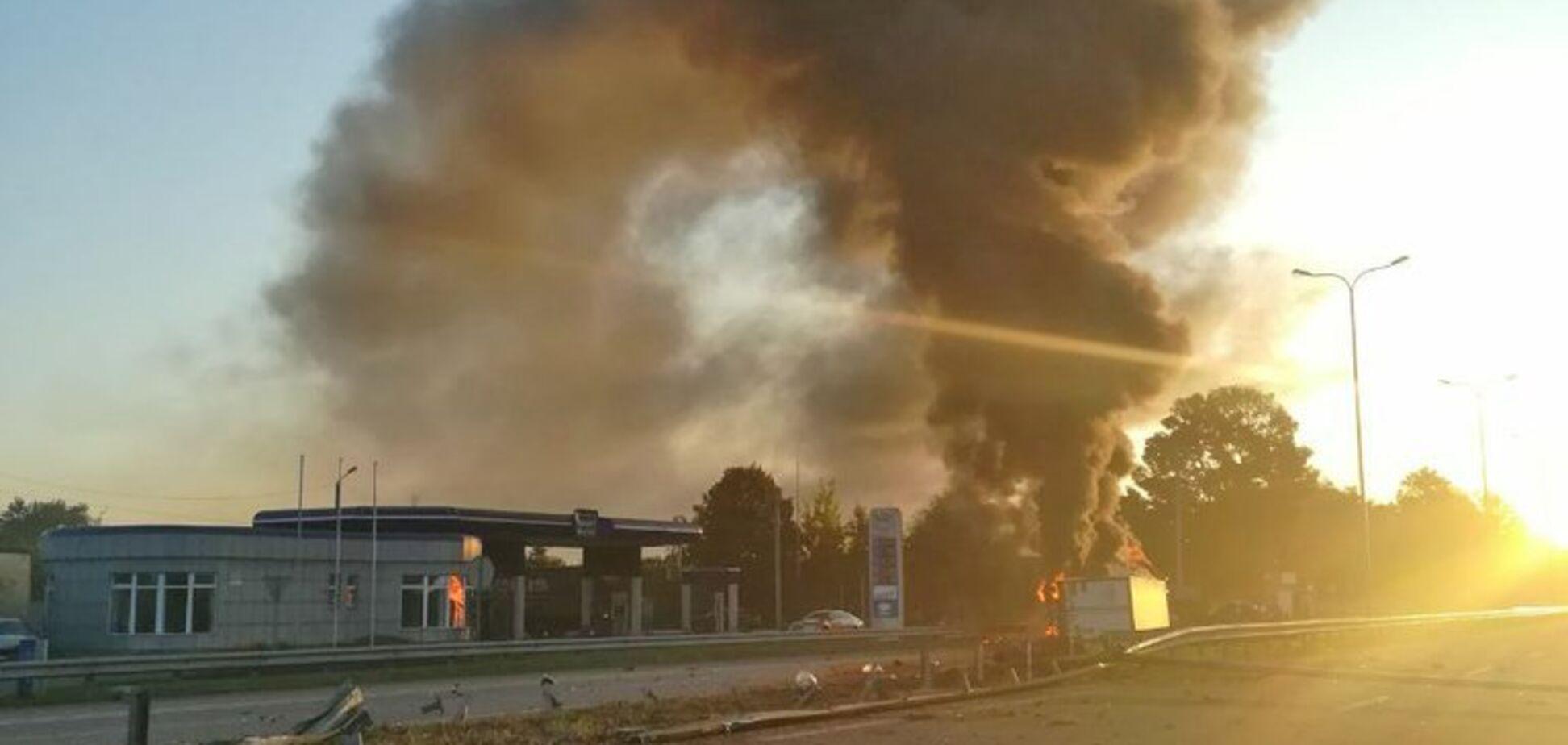 На Житомирщині трапилася смертельна ДТП: опубліковані перші фото