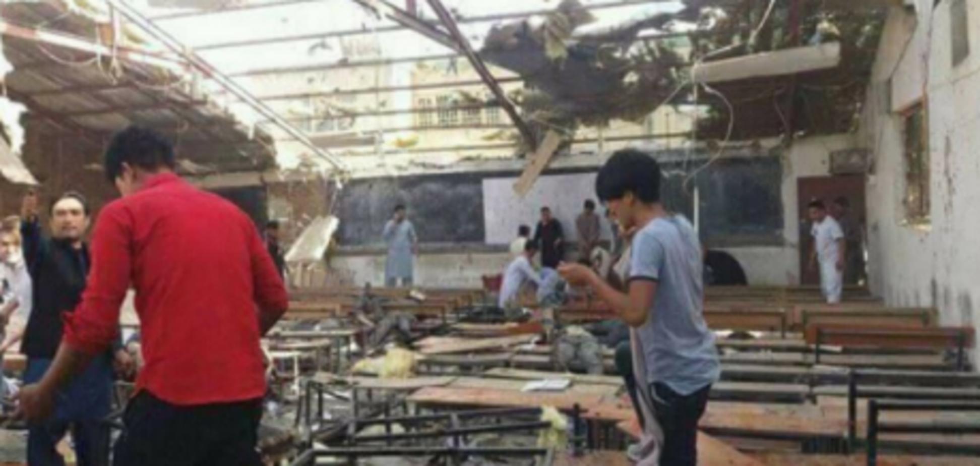 В Кабуле произошел кровавый теракт: десятки погибших