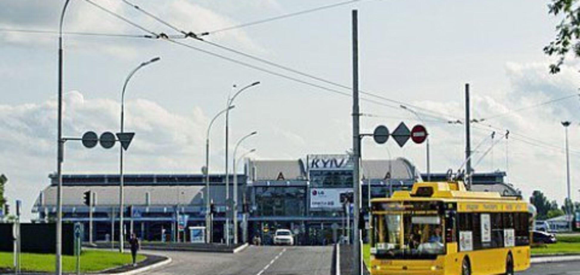 От вокзала до аэропорта 'Жуляны': в Киеве запустят новый маршрут
