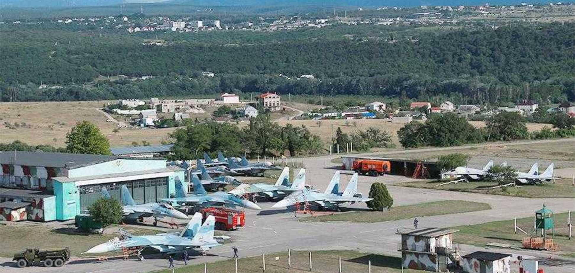 Контроль над Чорним морем: окупанти серйозно посилюють авіацію у Криму