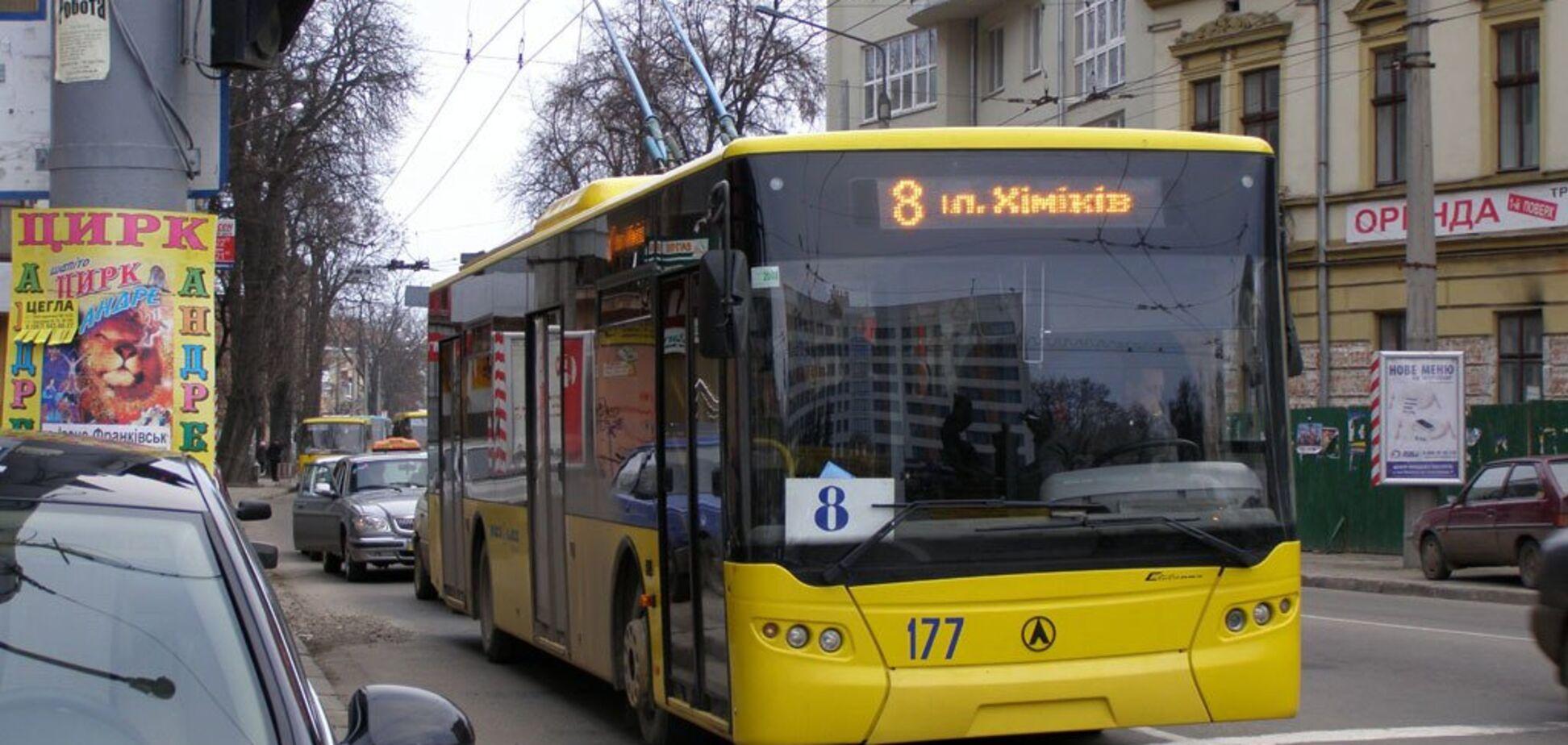 'Вы не хотите платить!' В Украине новый скандал с ветераном в транспорте