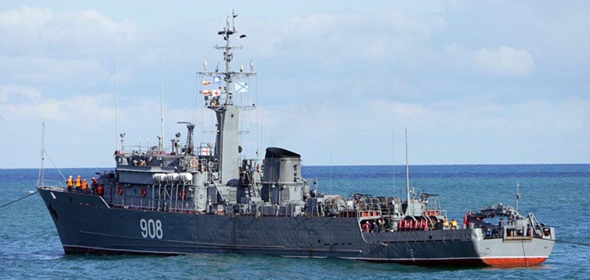 Угроза для всей Европы: РФ заблокировала часть Черного моря