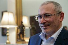 Стало відомо про візит Ходорковського в 'ДНР'