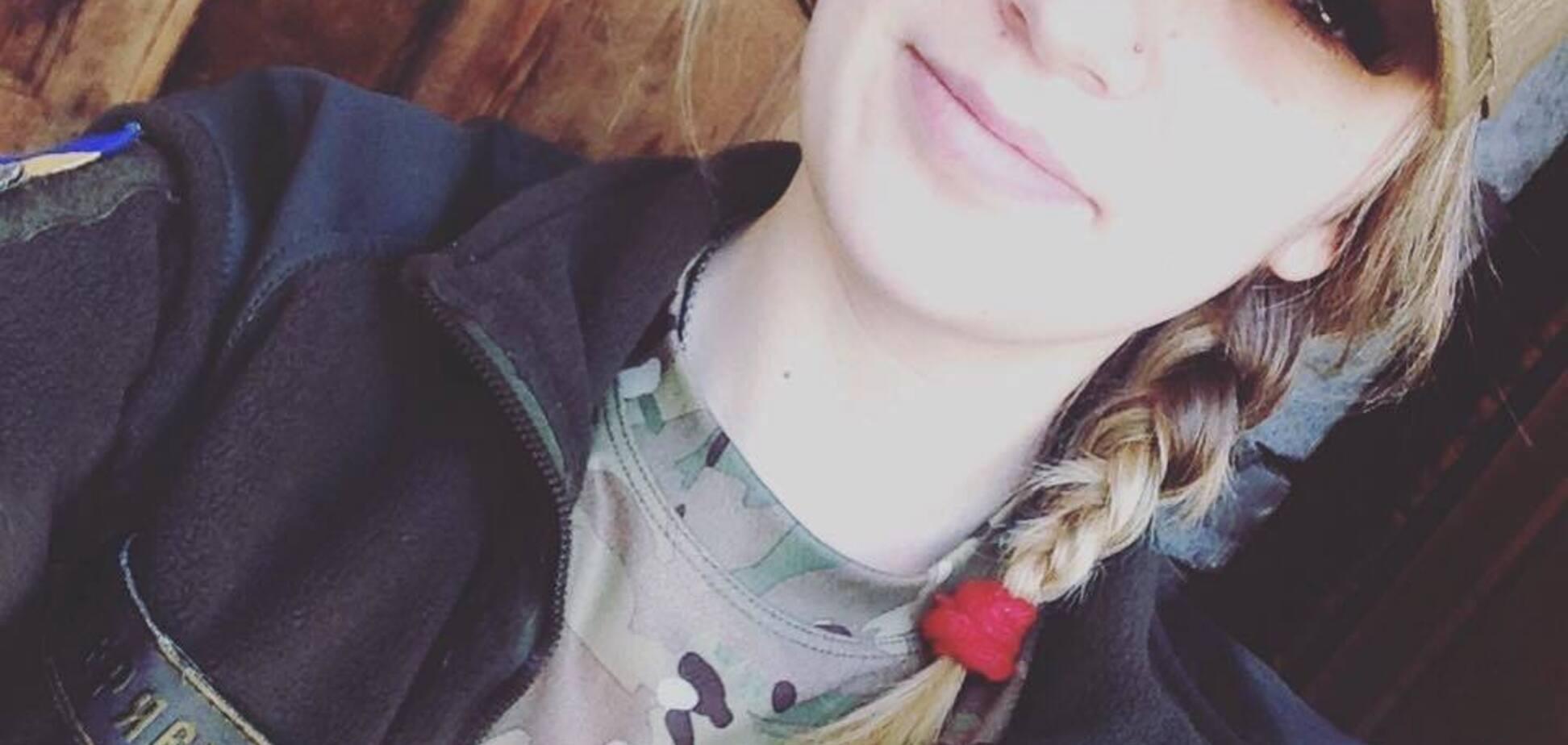'Схиляємо голови!' На Донбасі важко поранили 20-річну дівчину-морпіха