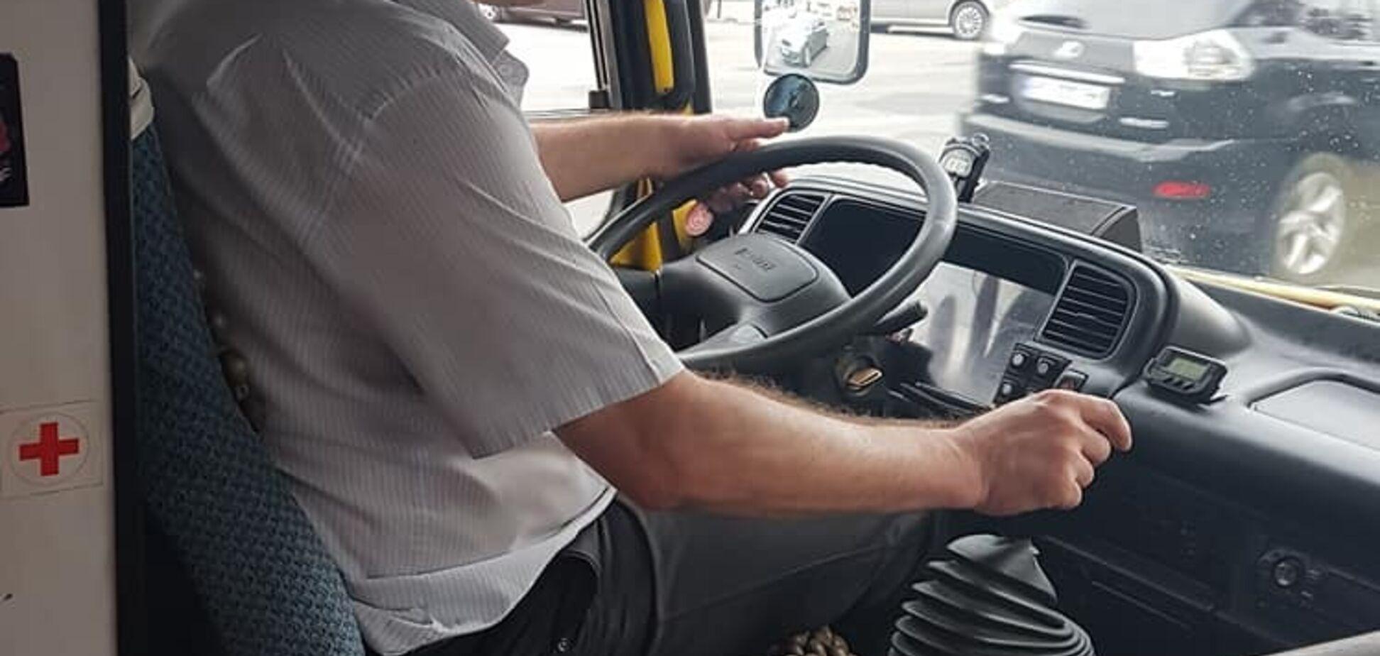 'Закройте морды': в Тернополе разгорелся скандал с водителем-хамом