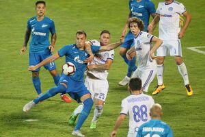 'Зенит' выдал фантастический матч в Лиге Европы, отыгравшись с 0:4