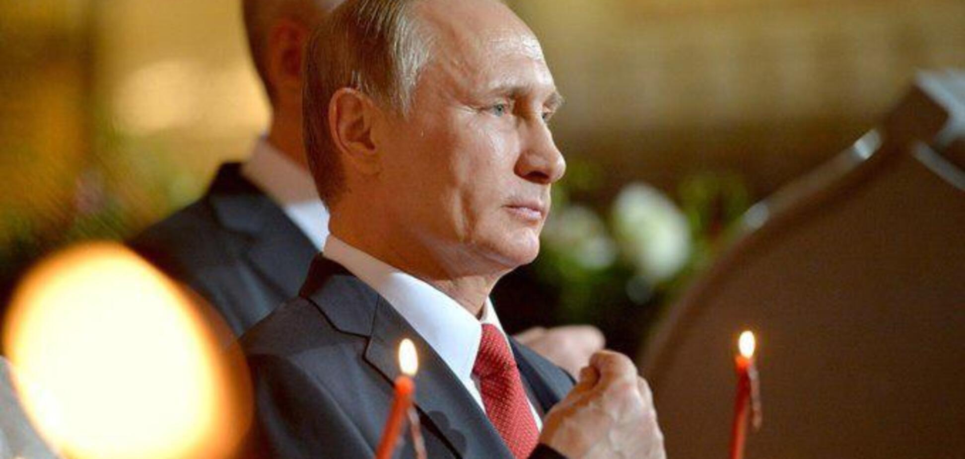 'Это частное мероприятие': Путин попал в скандал из-за свадьбы