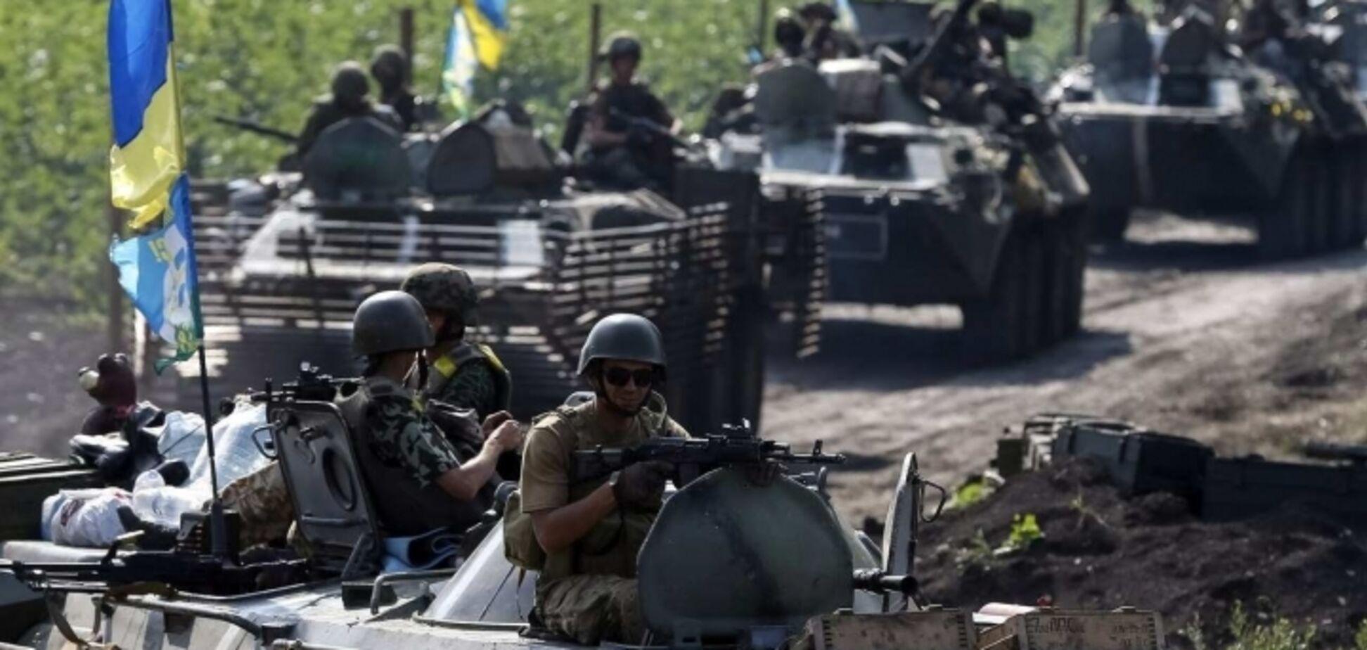 Україна повернула під контроль частину Донбасу: в ЗСУ повідомили деталі