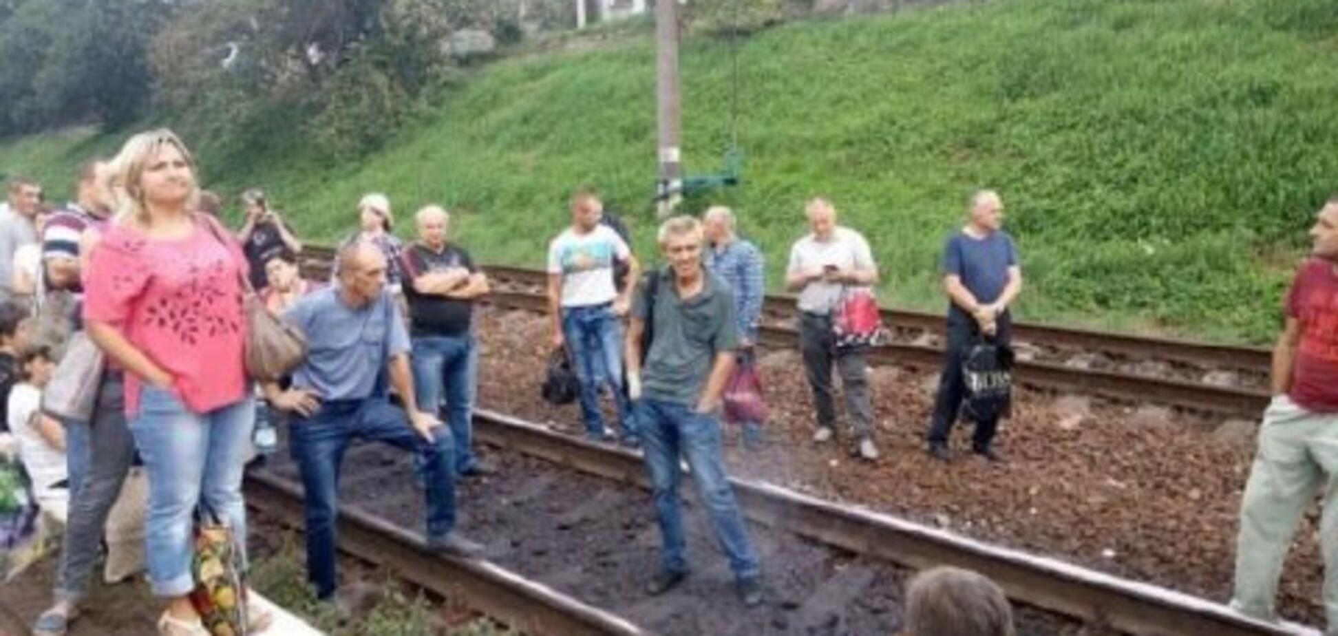 Скандал с электричкой Львова: всплыл любопытный факт