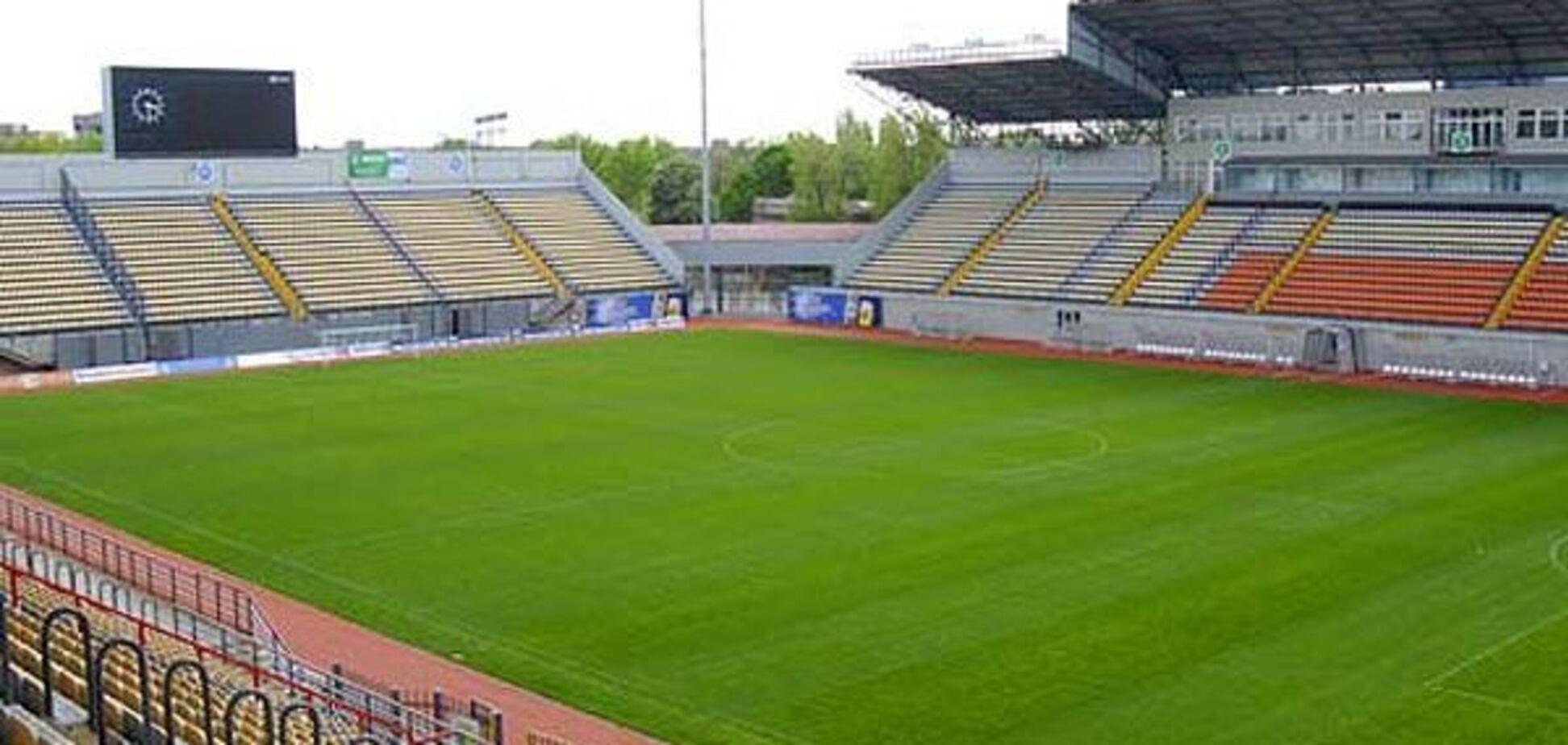 На запорожском стадионе пройдет еще один футбольный матч Лиги Европы