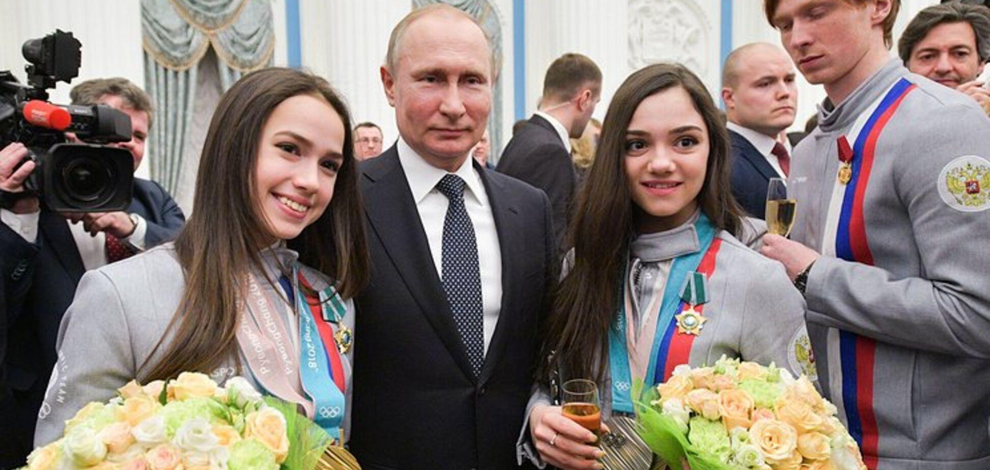 ISU аннулировал все мировые рекорды российских спортсменов