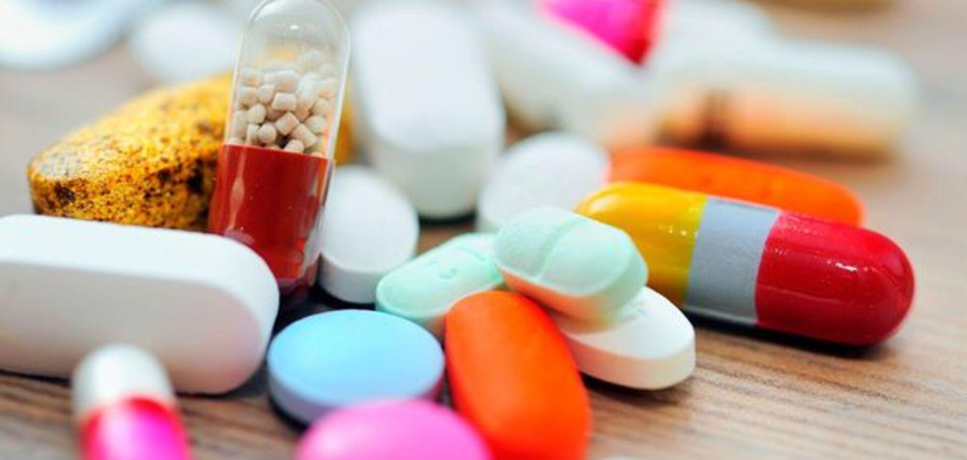 В Украине запретили около 70 лекарств: полный список